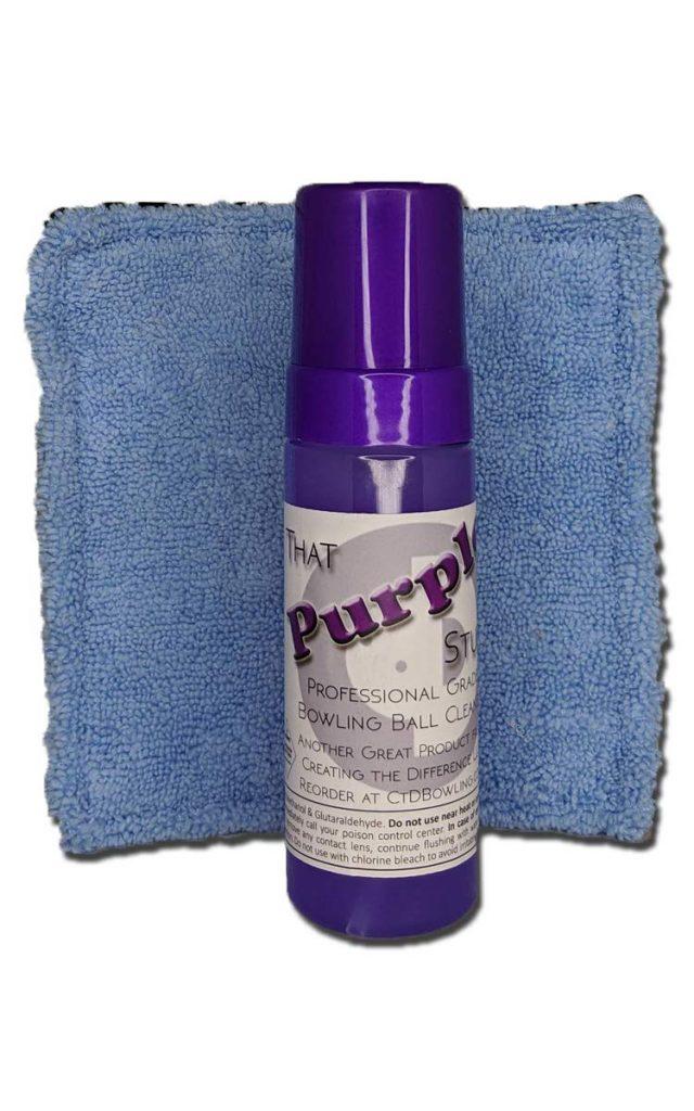 That Purple Stuff Bowling Ball Cleaner