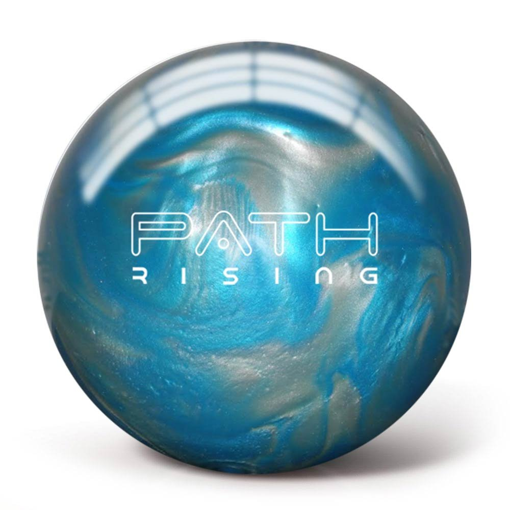 Pyramid Path Rising Pearl Bowling Ball