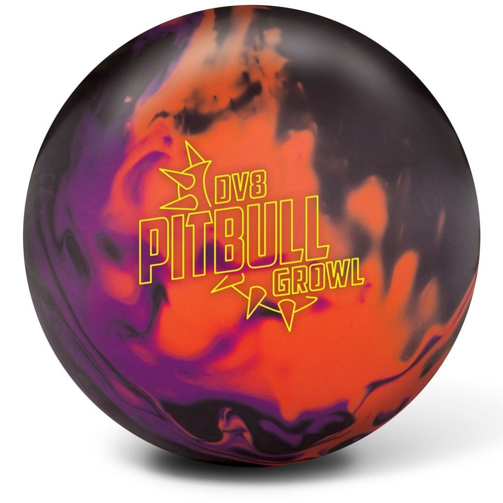 DV8 Pitbull Growl Bowling Ball