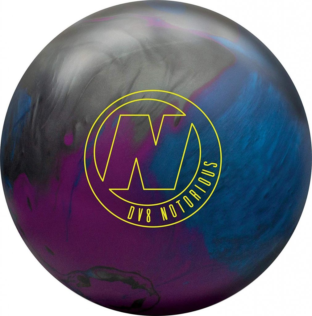 DV8 Notorious Bowling Ball