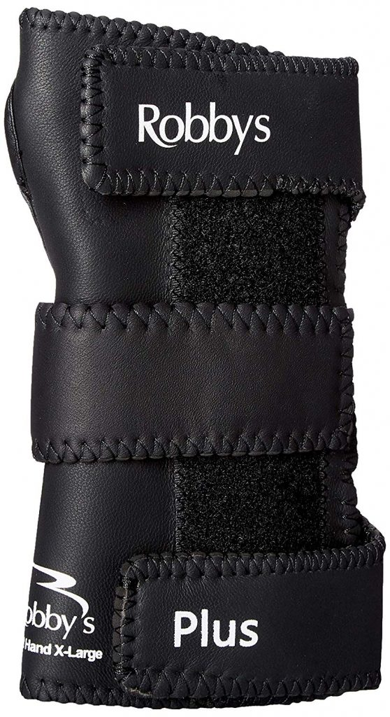 Robby's Leather Plus Bowling Wrist Support